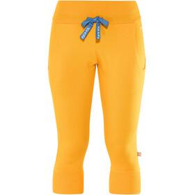 Nihil Halawah Spodnie długie Kobiety pomarańczowy